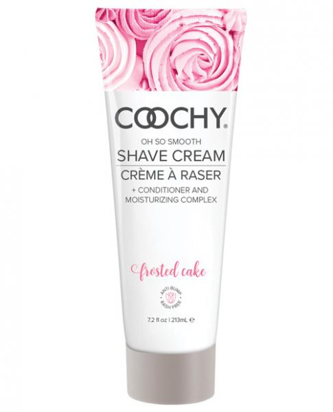 Coochy Shave Cream Frosted Cake 7.2 fluid ounces