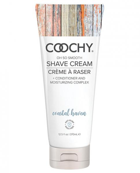 Coochy Shave Cream Coastal Haven 12.5 fluid ounces
