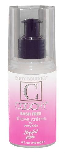 Coochy Shave Creme Frosted Cake 4oz