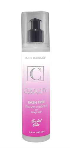 Coochy Shave Creme Frosted Cake 8oz