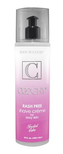 Coochy Shave Creme Frosted Cake 16oz