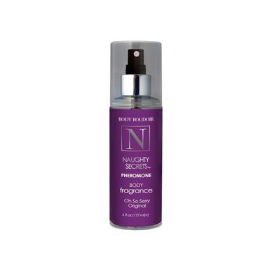 Naughty Secrets Body Mist 6 Oz
