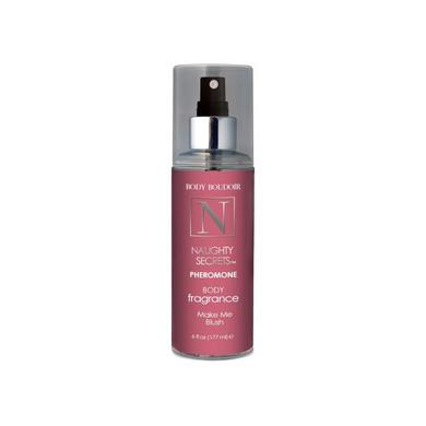 Naughty Secrets Body Mist Blush 6 Oz