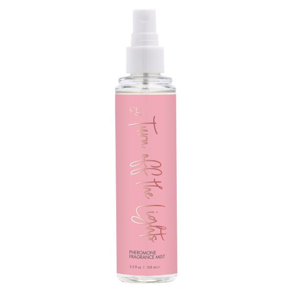 CG Body Mist with Pheromones Turn Off The Lights 3.5 fl oz