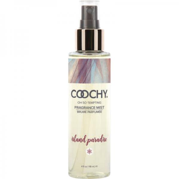 Coochy Body Mist Island Paradise 4 fluid ounces