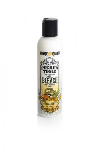 Boneyard Pucker Tonic Anal Bleach & Repair 6oz