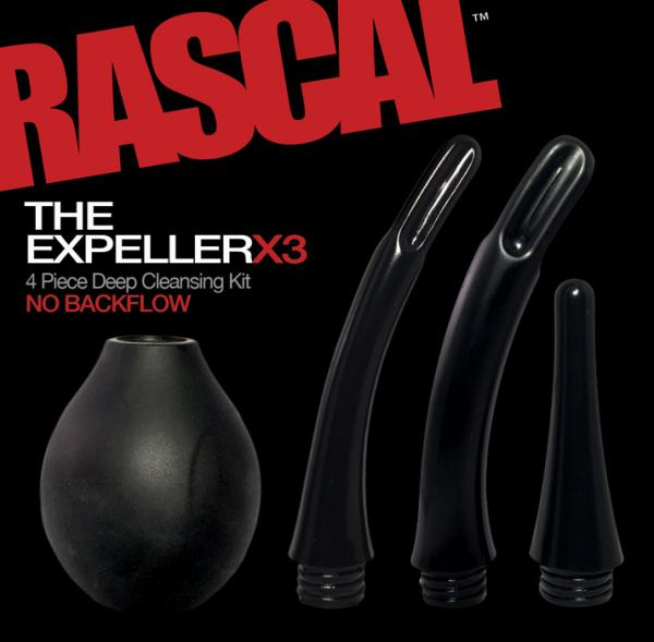 Rascal Expeller X3 Deep Cleansing Kit