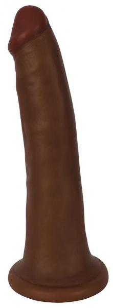 Thinz 8 inches Slim Dong Chocolate Brown