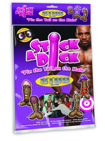 Stick A Dick Stud Edition Game