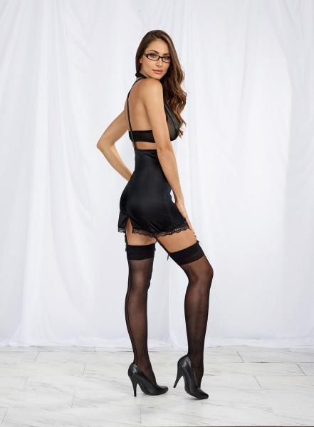 Sexy Executive Costume One Size Black