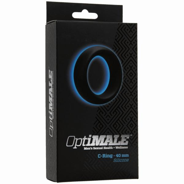 OPTIMALE - C-Ring Thick - 40mm - Black