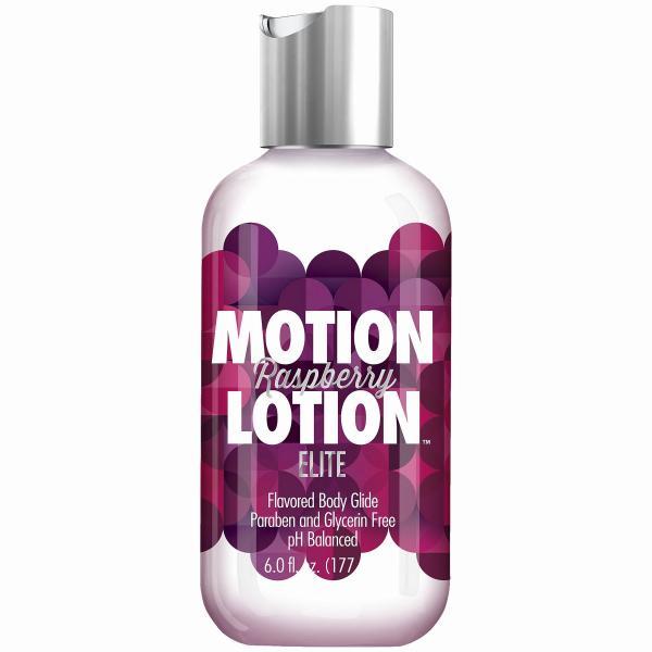 Motion Lotion Elite Raspberry 6oz