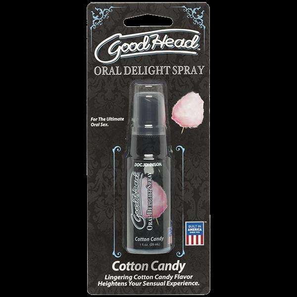 Goodhead Oral Delight Spray Cotton Candy 1oz
