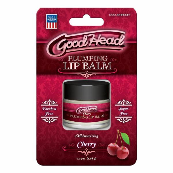 Goodhead Plumping Lip Balm Cherry .25oz