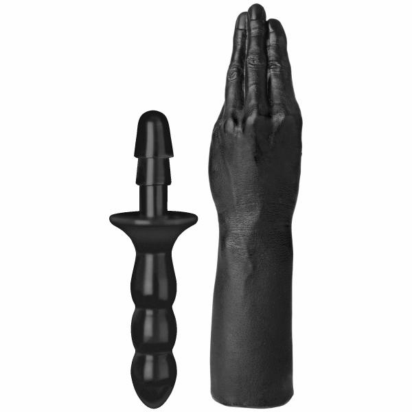 Titanmen Hand with Vac-U-Lock Black