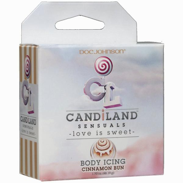 Candiland Body Icing Cinnamon Bun 1.7oz