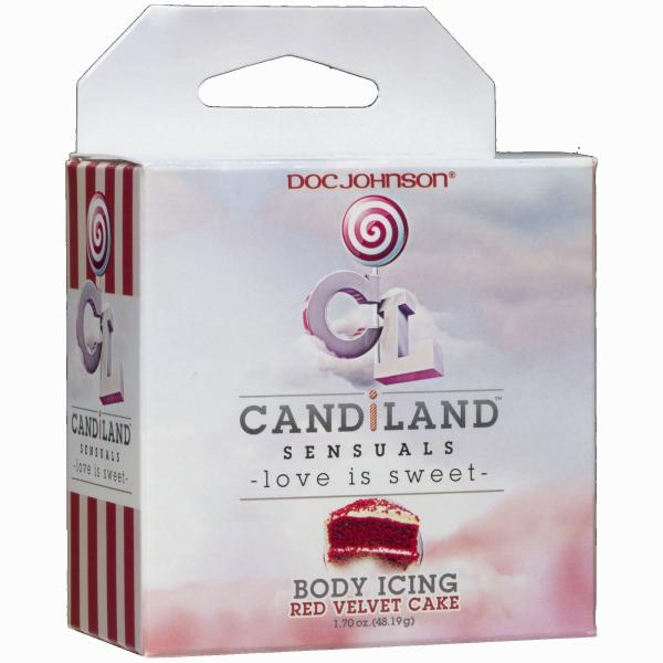 Candiland Body Icing Red Velvet Cake 1.7oz