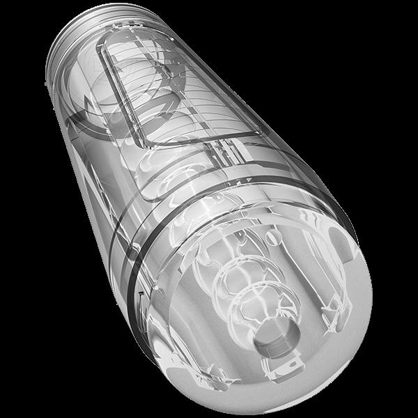 Main Squeeze Optix Crystal Stroker