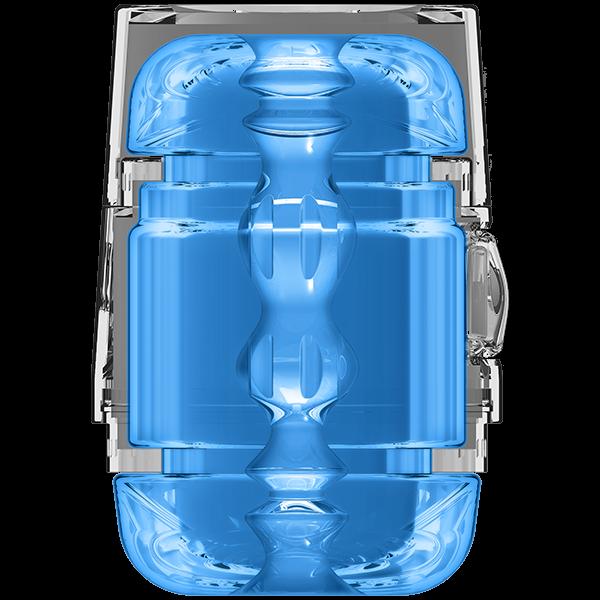 Main Squeeze Pop Off Optix Crystal Blue