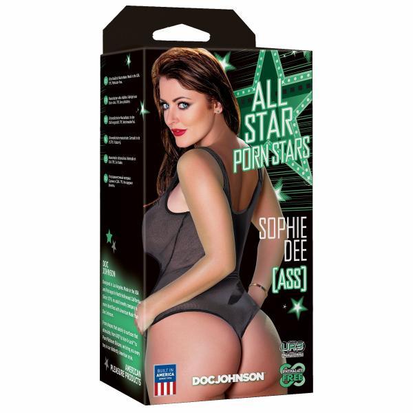 All Star Porn Stars Sophie Dee Ass