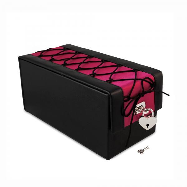 Devine Toy Box Hot Pink Corset