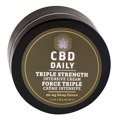 CBD Daily Intensive Cream Extra Strength