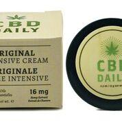 CBD Daily Pocket Size Display Intensive & Triple Cream 24 Count