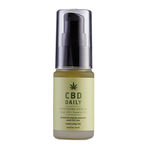 Earthly Body CBD Daily Soothing Serum Treatment .67oz
