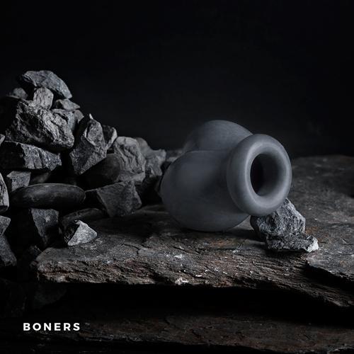 Boners Liquid Silicone Ball Pouch Gray