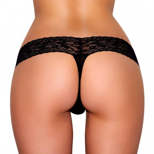Hustler Wireless Remote Control Panty Black M/L