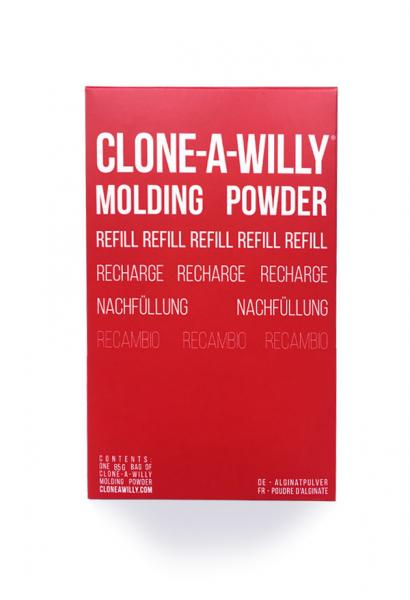Clone-A-Willy Refill Molding Powder 3oz Box