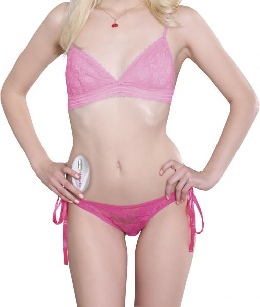 Eve's Rechargeable Vibrating Panty, Remote Control