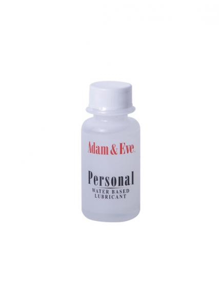 Adam & Eve Personal Water Based Lube 1oz