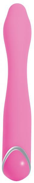 G-Gasm Silicone Rabbit Vibrator Pink