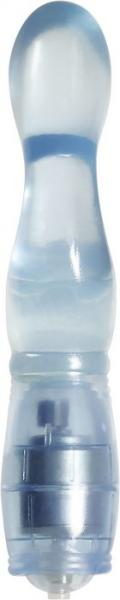 Personal G-Spot Pleaser Blue Vibrator