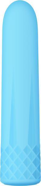 Blue Diamond Rechargeable Bullet Vibrator