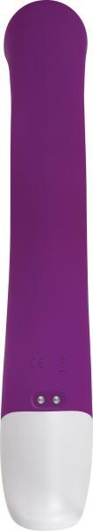 Cuddle Bunny Purple Soft Rabbit Vibrator