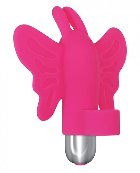 My Butterfly With 10 Speed Bullet Vibrator Pink