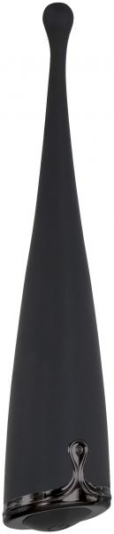 Straight To The Point Black Clitoral Vibrator