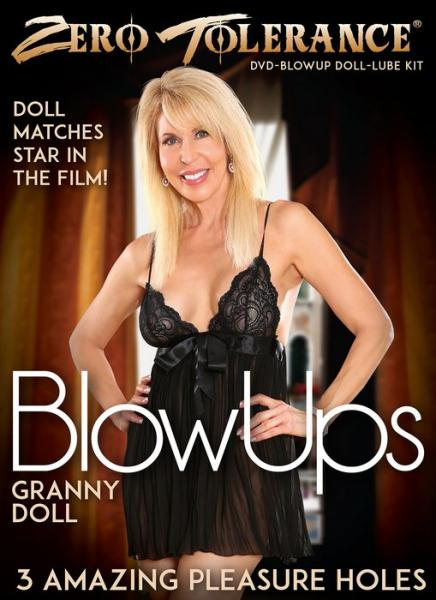 Blow Ups The Granny Doll
