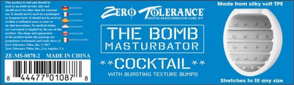 The Bomb Masturbator Cocktail Bomb
