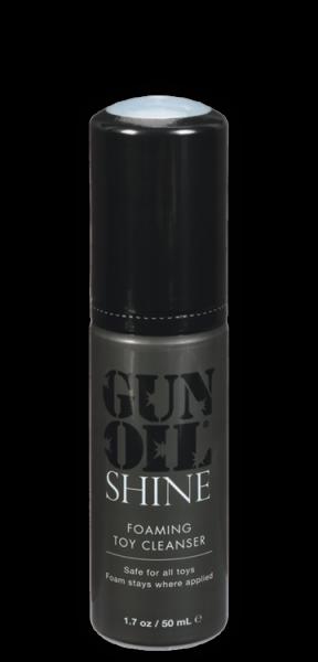 Gun Oil Shine Foaming Toy Cleanser 1.7oz
