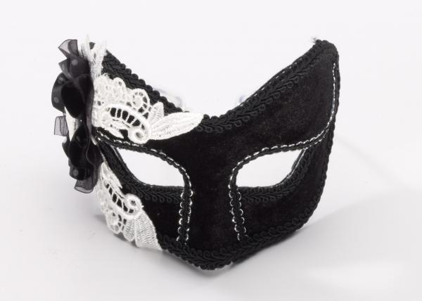 Skeleton Half Mask