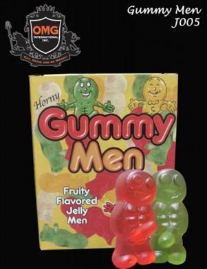 Gummy Men