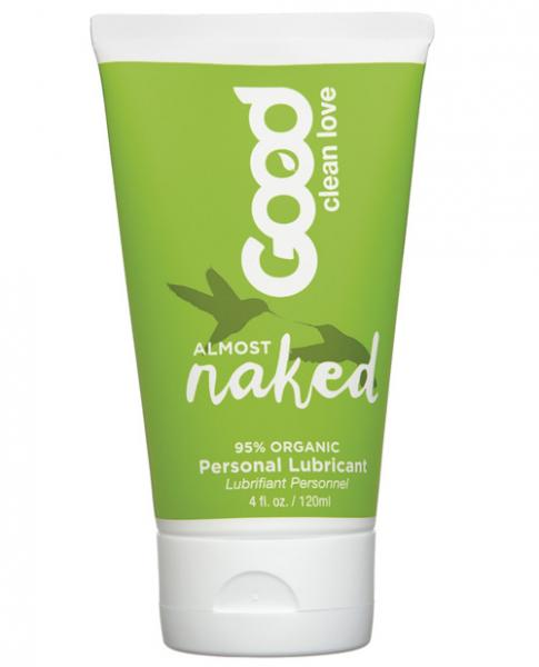 Good Clean Love Almost Naked Personal Lubricant 4oz