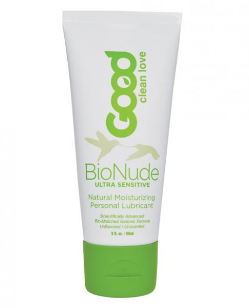 Good Clean Love Bionude Ultra Sensitive Personal Lubricant 3oz