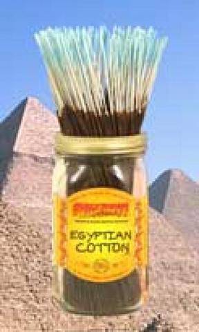 Wildberry Incense Egyptian Cotton 100Pcs