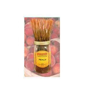 Wildberry Incense Peach 100Pcs
