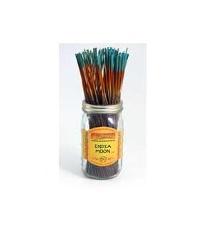 Wildberry Incense India Moon 100Pcs