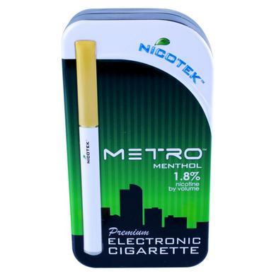 Electronic Cigarette Menthol